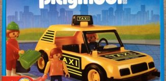 Playmobil - 1-3943-ant - Yellow taxi