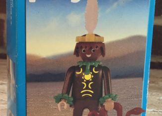 Playmobil - 1-9300-ant - Indian