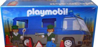 Playmobil - 3253v2-ant - Police Van