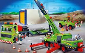 Playmobil - 4084 - Mega Construction Set