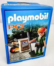 Playmobil - 6178-ger - PCI worker