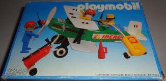 Playmobil - 3246v1-esp - Biplane Pegasus