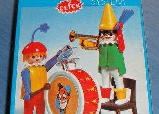 Playmobil - 3578-fam - Clowns musicians