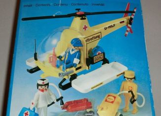 Playmobil - 3247v1-ita - Rescue helicopter