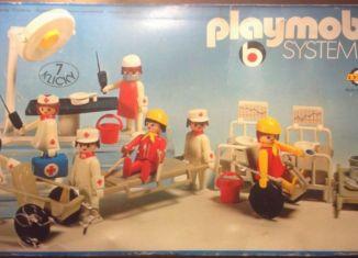 Playmobil - 3404-lyr - Infirmary Super Set