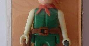 Playmobil - 1734/1v2-pla - Green cowboy