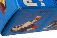 Playmobil 1743/1-pla - Nurse and wheelchair - Box