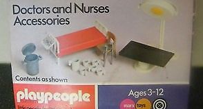 Playmobil - 1745-pla - Doctors and Nurses Accessories