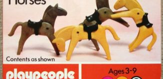 Playmobil - 1760-pla - Horses