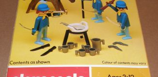 Playmobil - 1771-pla - U.S. Cavalry Basic Set
