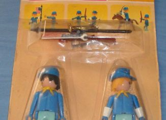 Playmobil - 1772-pla - US officer & soldier