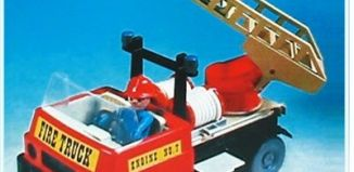 Playmobil - 3236s1v1 - Fire Truck