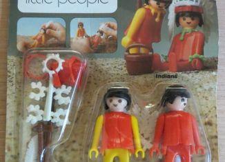 Playmobil - 029v1-sch - Indians