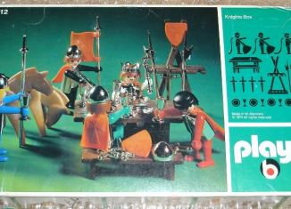 Playmobil - 030-sch - Knights Box