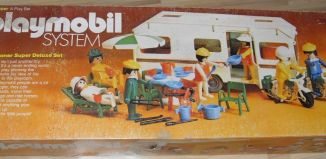 Playmobil - 084-sch - Urlauber Super Luxus Set