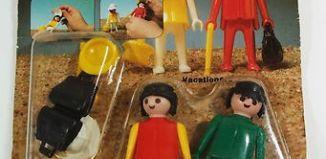 Playmobil - 089v1-sch - Vacationers