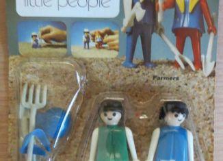 Playmobil - 099v2-sch - Farmers