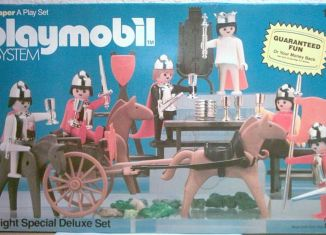 Playmobil - 1303-sch - Knight Special Deluxe Set