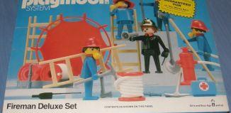 Playmobil - 1402-sch - Fireman Deluxe Set