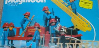Playmobil - 1404v1-sch - Fireman Super Deluxe Set