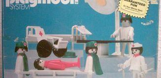 Playmobil - 1802-sch - Doctor & Nurse Deluxe Set