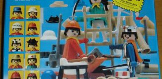 Playmobil - 2001-sch - Discovery set