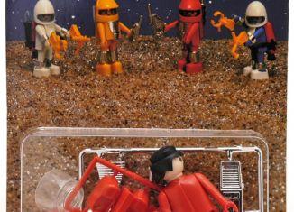 Playmobil - 2062v3-sch - Red Astronaut