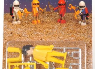 Playmobil - 2062v4-sch - Yellow Astronaut