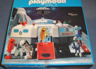 Playmobil - 3536-sch - Space station