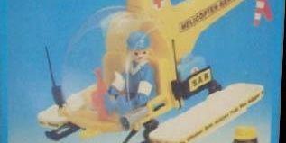 Playmobil - 23.24.7-trol - Rescue hélicoptère