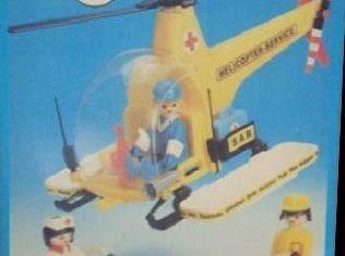 Playmobil - 23.24.7-trol - Rettungshubschrauber
