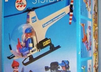 Playmobil - 23.70.3-trol - tvi helicopter