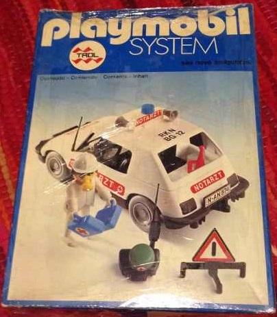 Playmobil 23.21.7-trol - Health car - Box