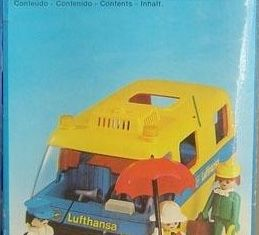 Playmobil - 23.25.5-trol - Airport bus Lufthansa