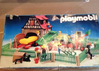 Playmobil - 13555-aur - ferme
