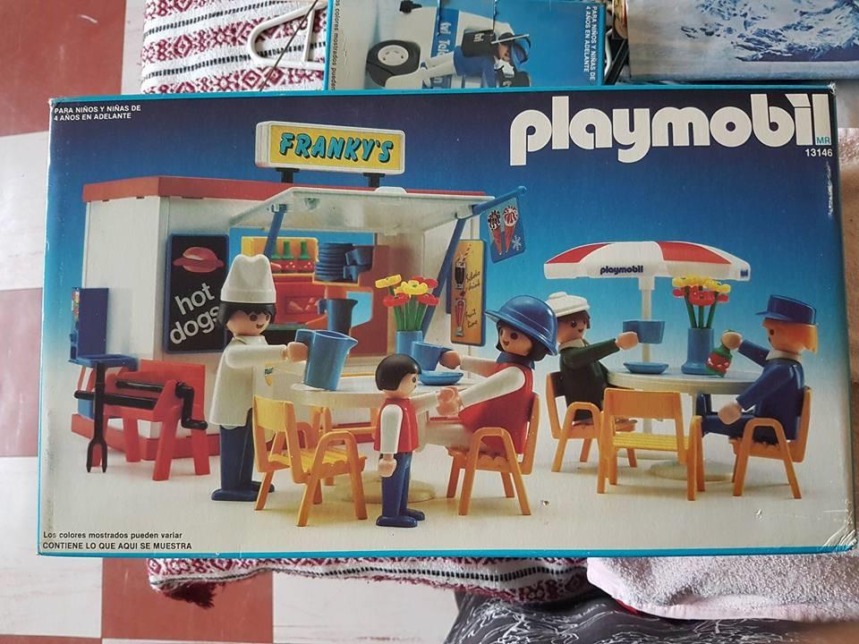 Playmobil 13146-aur - franky's - Box