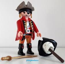 Playmobil R015-30796413 - Pirate Captain - Précédent