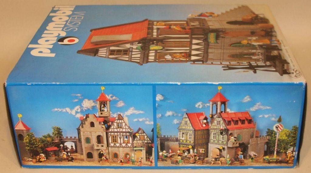 Playmobil 3448v1 - Medieval Inn - Box