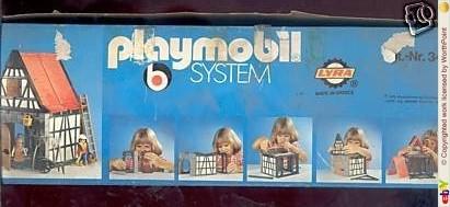 Playmobil 3443-lyr - Barn - Box