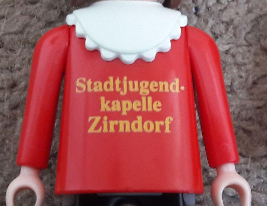 "Playmobil XXXX - ""Stadtjugendkapelle Zirndorf"" - Back"