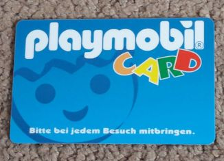 Playmobil - NO-GER - Playmobil-Card, Version 2