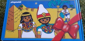 Playmobil - XXXX-INT - Tea set Egypt