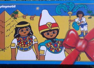 Playmobil - XXXX-INT - Service à thé Egypte
