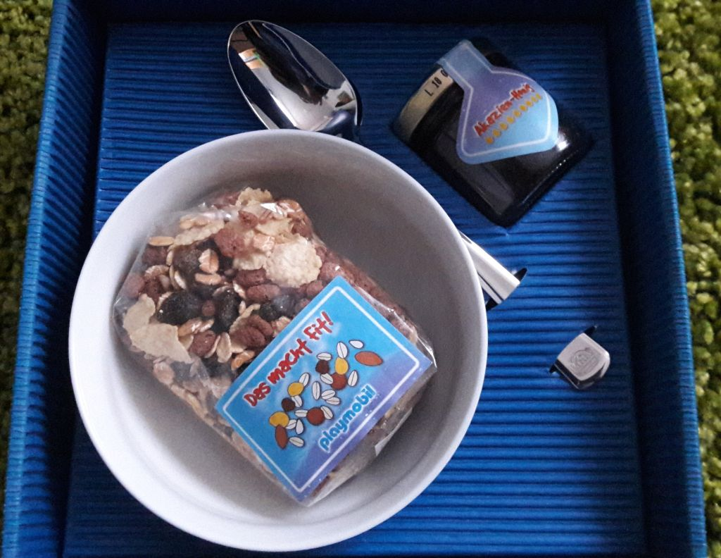 Playmobil XXXX-INT - Muesli Set - Back