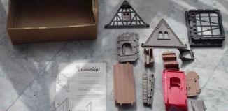 Playmobil - 3441-lyr - Medieval bakery