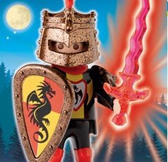 Playmobil - 30799783 - Dragon Knight