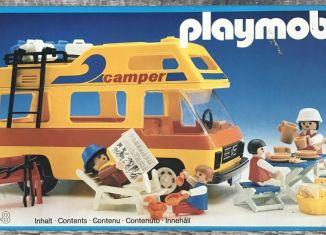 Playmobil - 3148v1 - Motorhome