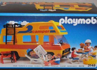 Playmobil - 3148v3 - Camper