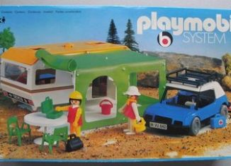 Playmobil - 3152s1v2 - Campers