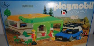 Playmobil - 3152s1v1 - Campers